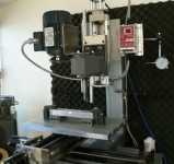 3 Axis Milling Machine