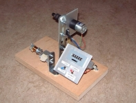 Actuator Winding Jig