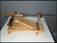 Knife Sharpening Jig