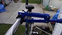 Bicycle Workstand Clamp