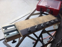 Jointer Blade Sharpening Jig