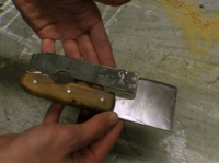 Bamboo Splitting Knife