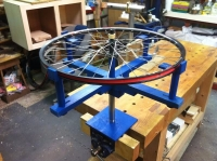 Wheel Lacing Jig