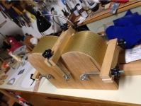 Guitar Side Bending Jig