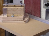 Head and Tail Block Grinding Jig