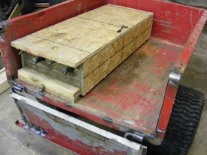 Homemade Utility Cart - HomemadeTools.net