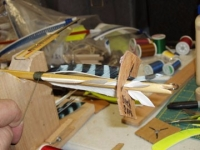 Arrow Fletching Jig