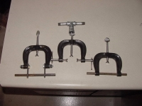 Bow Form Clamps