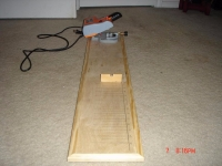 Arrow Cutoff Saw