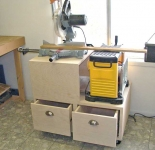 Planer and Miter Stand