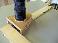 Router Vacuum Attachment