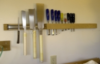 Saw and Chisel Rack