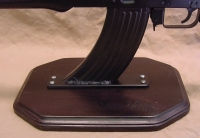 Rifle Display Stand
