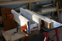 Pipe Clamp Vise