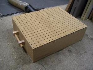 Awe Inspiring Homemade Downdraft Sanding Table Homemadetools Net Interior Design Ideas Inesswwsoteloinfo