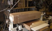 Lathe Thickness Sander