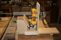 Lawnmower Blade Sharpening Jig
