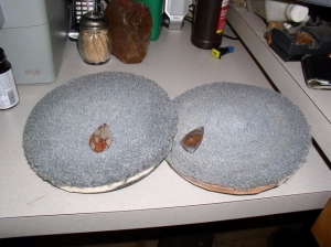 Homemade Polishing Pads