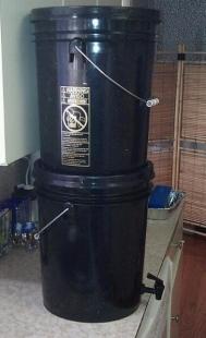 Berkey Type Water Filter