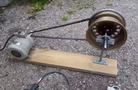Wheel Polisher