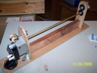 Rope Serving Jig