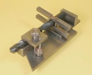 Homemade Drill Bit Sharpening Fixture Homemadetools Net