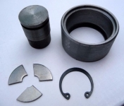 Outboard Bottom Bracket Press