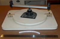 Model Ship Turntable