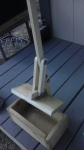 Sawdust Log Press
