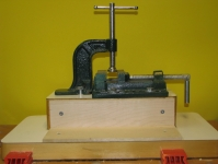 Carving Clamp