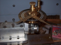 Lathe Dividing Head
