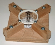 Spoked Wheel Jig