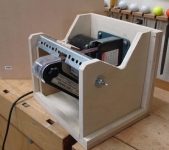 Belt Sander Sharpener