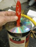 Paint Can Cover