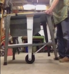 Table Saw Portability Solution