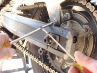 Cotter Pin Removal Method