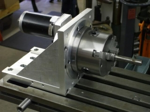 CNC Rotary Indexer