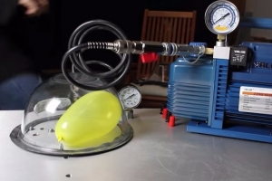 Homemade Vacuum Chamber
