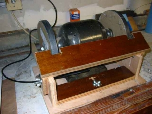 Homemade Honing And Sharpening Station Homemadetools Net