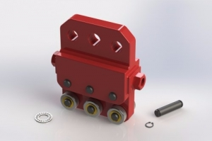 Load Leveler Lifting Attachment