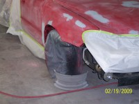 Air Hose Tire Guard
