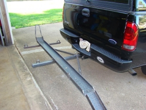 Homemade Hitch Mounted Carrier Homemadetools Net