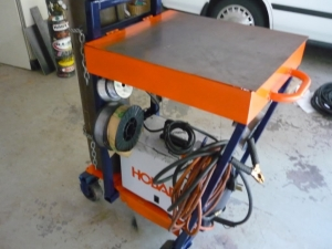 Welding Cart and Workstand