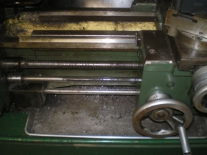Lathe Chip Collector