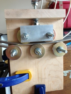 Homemade Coiled Tube Straightener Homemadetools Net