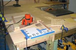 Homemade router pantograph homemadetools homemade router pantograph greentooth Image collections