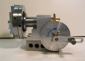 Taig Lathe Dividing Head