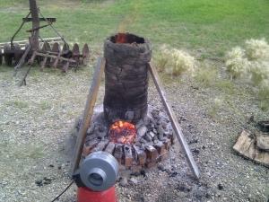 Homemade Smelter
