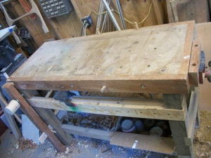 MDF Top Workbench