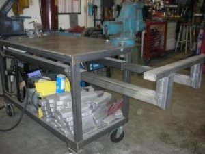 Modified Welding Table